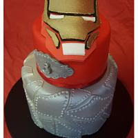 Iron Man For Master 3 💪💪💪