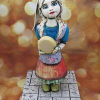 Annie the Cheese Doll