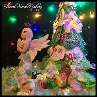 Sweet Christmas Collaboration 2016 Angel