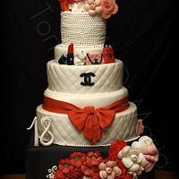 CC Fashion Cake