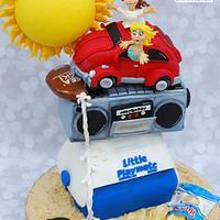1980s Summer jam by Jean A. Schapowal