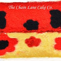 Japanese Geisha Cake by The Chain Lane Cake Co.