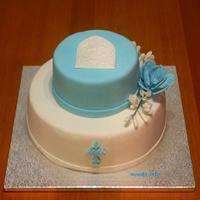 The sacrament of Confirmation Cake