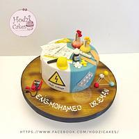 Double sided Cake