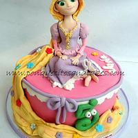 Gentil Cake by Marielly Parra