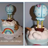 Arte docinha - cake design