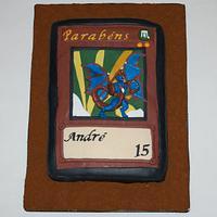 Yu-Gi-Oh card by Lia Russo