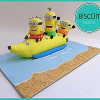 Minions Banana Boat - Sweet Summer Collab
