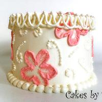 Mother's Day cake by Tali