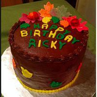 A Fall Birthday