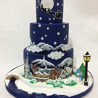 It's Christmas  for Cakes & Sugarcraft Mag