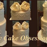Emma's Wedding Cake