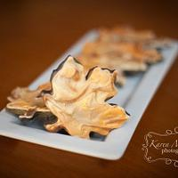 Thanksgiving/Fall Leaf Cookies
