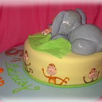 Eight silly monkeys cake by CuriAUSSIEty  Cakes