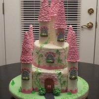 A castle for a princess