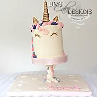 Magical Unicorn Cake