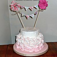 Pretty in Pink Shabby Chic