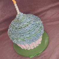 Smash Cupcake