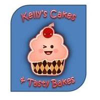 Kelly Castledine - Kelly's Cakes & Tasty Bakes