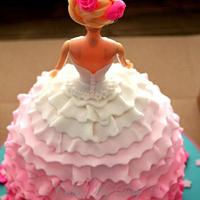 Princess Doll Cake by Cake My Day