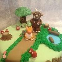The Gruffalo by The Buttercream Kitchen