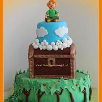 Peter Pan by Diane Gunst