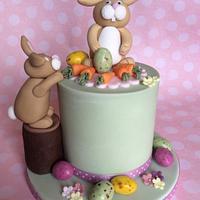 Cheeky bunnies