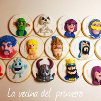 Clash Royale cookies