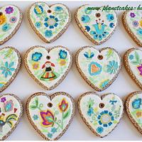 Polish Folk Easter Cookies