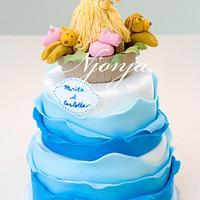 Ark Noah Cake
