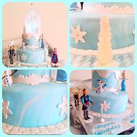 Frozen Cake (June 2014)