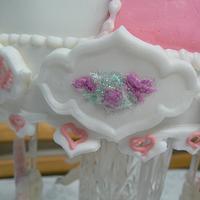 Carousel cake by Anita's Cakes