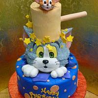 Tom and Jerry  by Svetlana
