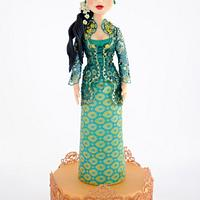 Melati - Sugar Dolls Around The World Collaboration
