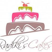 Radoslava Kirilova (Radiki's Cakes)