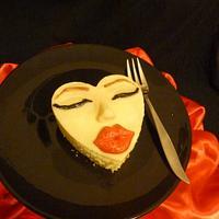 Kiss cake :* by Alhida (Date my Cake)