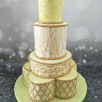 Pastel delight by Creative Confectionery(Trupti P)