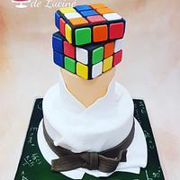 Rubik's cube for mathematician
