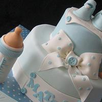 Baby Cake by Cristina Quinci