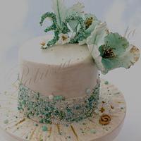 30 Anniversary cake