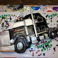 18-Wheeler 2-D by Natali