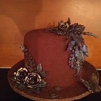 My BIRTHDAY cake! 😁