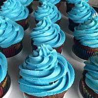 Delicious gluten free cupcakes