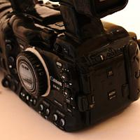 Topper camera Canon XH A1  by OMBRETTA MELLO