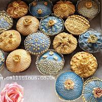 Cupcakes for a family gathering