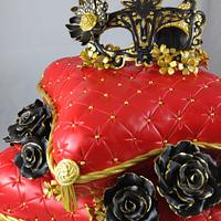 Cushion Cake 7 deadly Sins