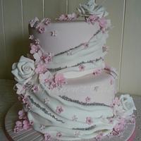 A Pretty Cake For Bobbie