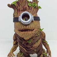 Minion Groot