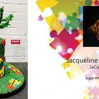 Sugar Art For Autism Collaboration #AutismAwareness #SugarArt4Autism #AcceptanceIsAwareness