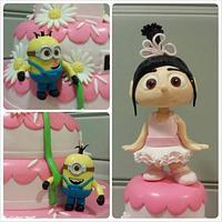 Ballerina Agnes & the Minions